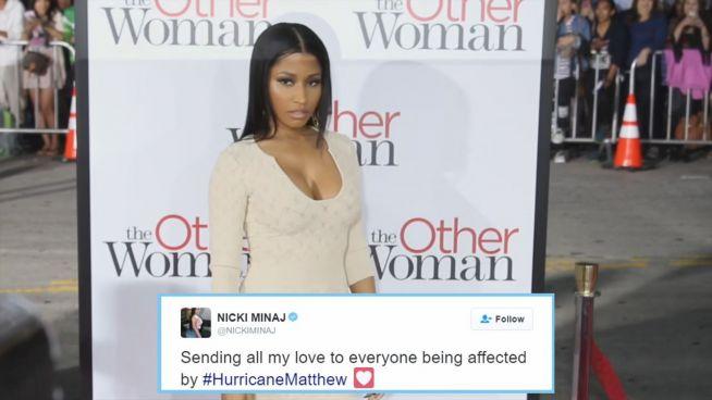 Rihannas Tweet: Mitgefühl mit 'Matthew'-Opfern