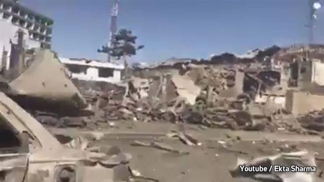 80 Tote nach Anschlag: Heftige Explosion in Kabul