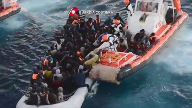 Dramatische Rettung: 1000 Menschen vor Tod gerettet
