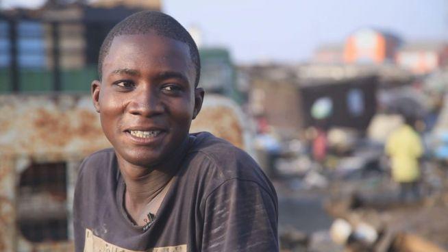 Leben im Schrott: Die Müllsammler von Agbogbloshie