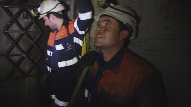 Dunkel und gefährlich: Ein Minenarbeiter erzählt