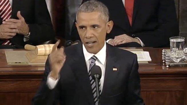 Bewegender Rückblick: Obamas Reden zur Lage der Nation
