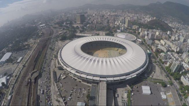 4 Zonen von Rio: Hier wird Olympia zelebriert