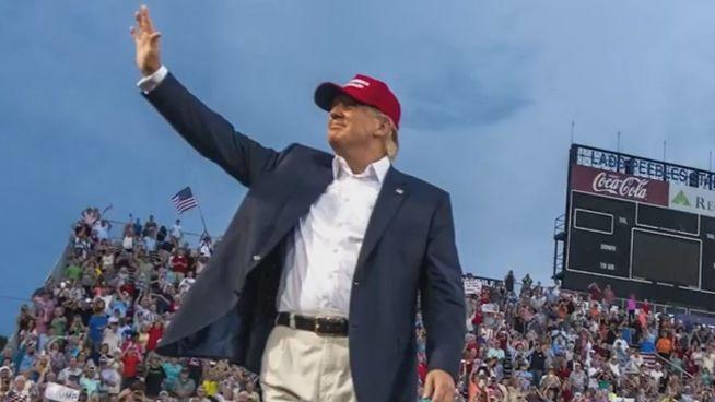 Trump gegen Clinton? Vorwahl-Entscheidung rückt näher