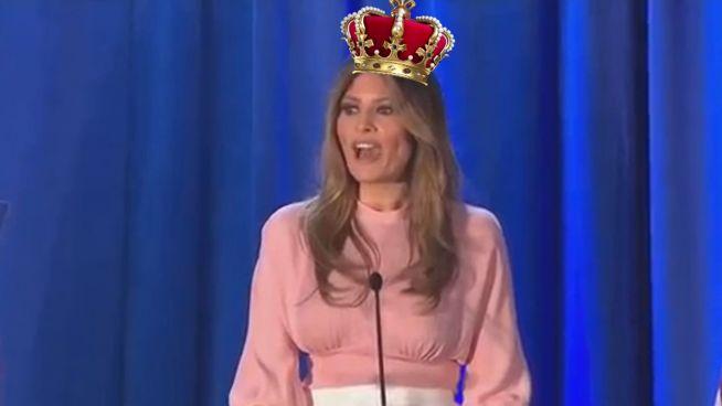 Melania oder Bill: Wer wäre die schlimmste First Lady?