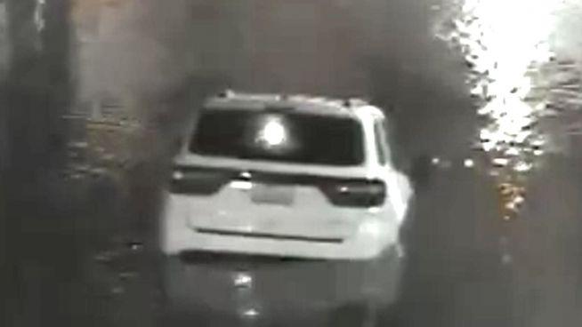 Schockvideo nach Flut in Houston: Frau ertrinkt im Auto