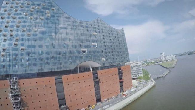Elbphilharmonie: Wahrzeichen kostet 800 Millionen