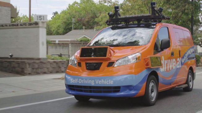 Autonomes Fahren: Ist das die Zukunft des individuellen Nahverkehrs?