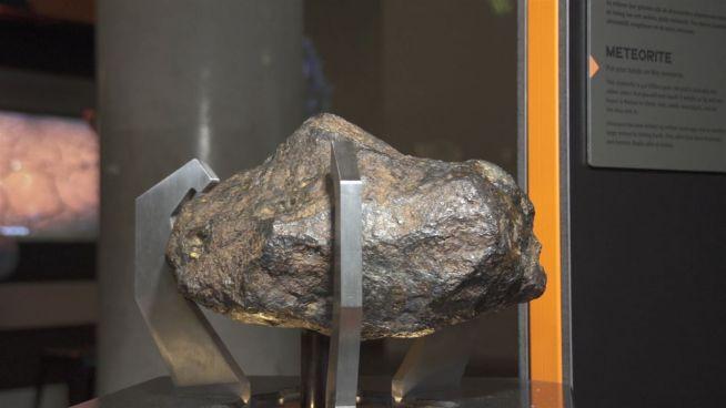 Sensation: Dieser Meteor ist 4,6 Milliarden Jahre alt