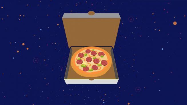 Zukunft der Raumfahrt: Pizza aus dem 3D-Drucker